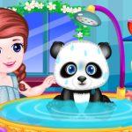 Игра милый Питомец: Панда