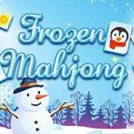 Игра Морозный маджонг