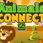 Игра Соединение животных 2