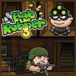 Игра Грабитель Боб 3 / Bob the Robber 3