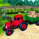 Игра Трактор на Ферме: Симулятор Перевозок / Farmer Tractor Cargo Simulation