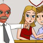 Игра Тайные поцелуи в офисе / Secret Office Kissing