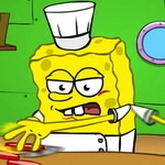 Игра Ресторан Губки Боба