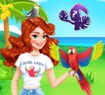 Игра Зоомагазин: Экзотические Птицы