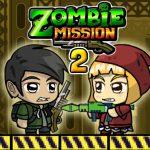 Игра Миссия Зомби 2 на Двоих