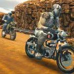 Игра Скоростной мотоцикл Симулятор