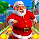 Игра Новогодний Бег Санта Клауса