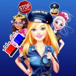 Игра Барби: Полиция Моды