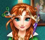 Игра Реальная Прическа для Анны