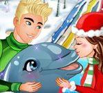 Игра Шоу дельфинов: Рождество