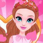 Игра Причёска на День Святого Валентина