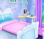 Игра Эльза художественное оформление дома
