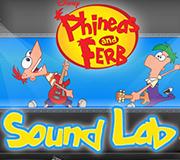 Игра Звуковая Лаборатория Финеса и Ферба