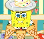 Игра Губка Боб: Магазин мороженого