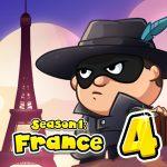 Игра Грабитель Боб 4: Налет на богачей Франции