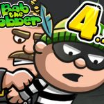 Игра Грабитель Боб 4: Дерзкое ограбление в России