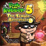 Игра Грабитель Боб 5: Приключения в Храме
