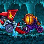 Игра Машина Ест Машину: Подземные Приключения