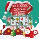 Игра Рождество 2020 Матч 3 Делюкс