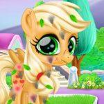 Уход за милым пони / Cute Pony Care