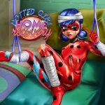 Игра Леди Баг: Домашнее восстановление / Dotted Girl Home Recovery