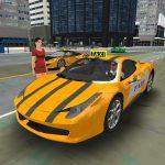 Игра Водитель Такси в Нью-Йорке 3Д