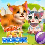 Игра Забавный спасательный питомец / Funny Rescue Pet
