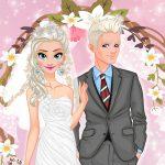 Игра Ледяная королева выходит замуж