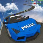 Игра Крутые Трюки на Полицейских Автомобилях 3Д 2020