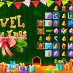 Игра Рождественские драгоценности / Jewel Magic Xmas