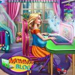 Игра Блог мамочки / Mommys Blog