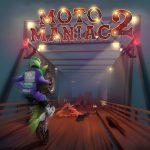 Игра Мото маньяк 2
