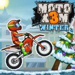Игра Мото экстрим Зима X3M 4