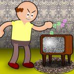 Игра Кликер Старого Телевизора