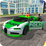 Игра Полицейский Чейз: Настоящий полицейский водитель