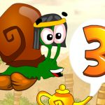Улитка Боб 3 / Snail Bob 3 html5