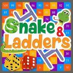Игра Мега змеи и лестницы