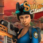 Игра Снайперское Столкновение 3Д