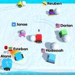 Игра Снежная война ио