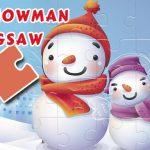 Игра Снеговик 2020 Пазл