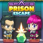 Игра Космическая тюрьма побег