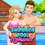 Игра Романтика возле бассейна