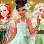 Игра Тиана Весенняя Свадьба
