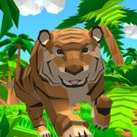 Игра Симулятор тигра 3D  / Tiger Simulator 3D