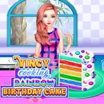 Игра Винси приготовление торта
