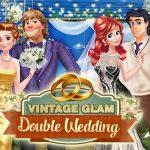 Игра Винтажный гламур: Двойная свадьба