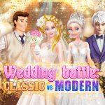Игра Свадебная Битва: Классика Против Модерна