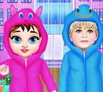 Игра Малышка Тейлор Дождливый день / Taylor Caring Story Rainy Day