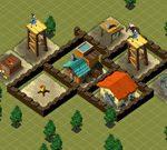 Игра Город на Острове