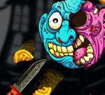 Игра Удар ножа Ужас 2 / Knife Hit Horror 2